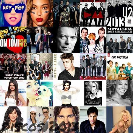 Los mejores discos de 2013