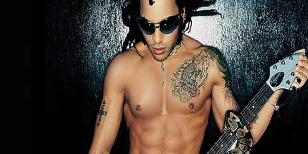 "Nuevo disco de Lenny Kravitz ""Negrophilia"""