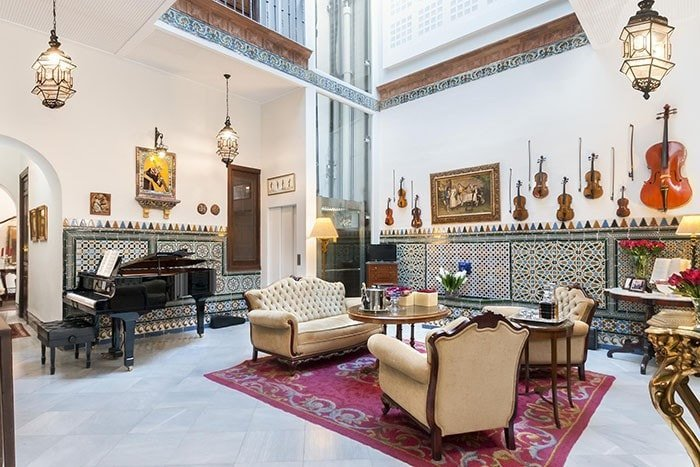 Hotel Amadeus utiliza música para ambientar hoteles