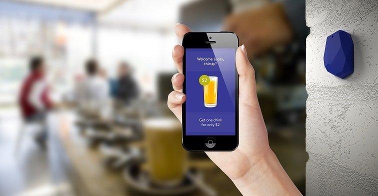 Beacons proporciona información en tiempo real