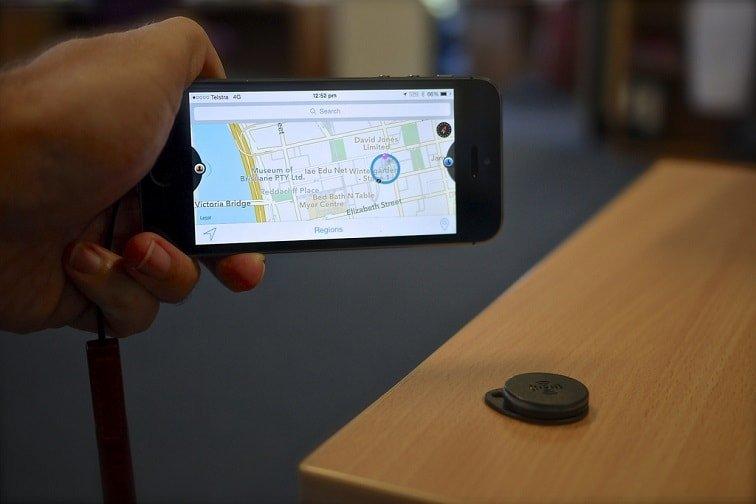 Los beacons para tiendas funcionan con Bluetooth