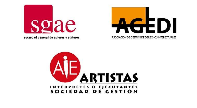Gestoras existentes en España y la licencia SGAE