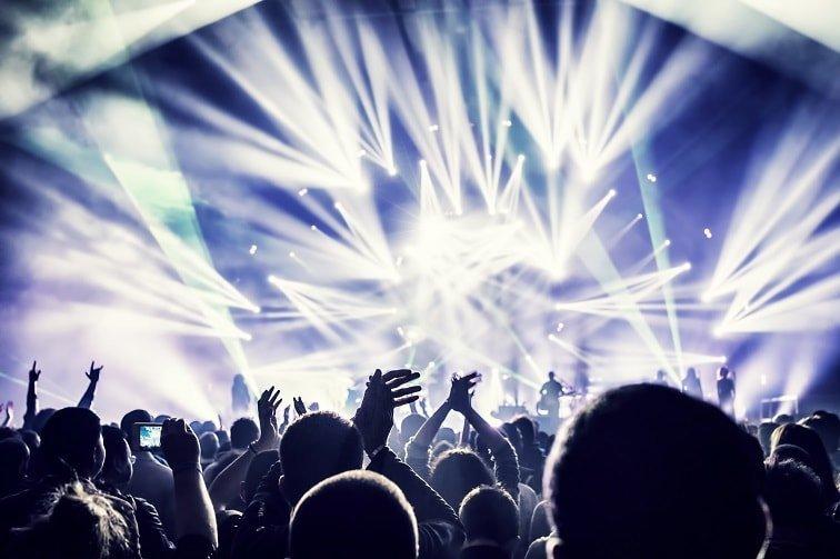 Las giras con más entradas vendidas en 2017