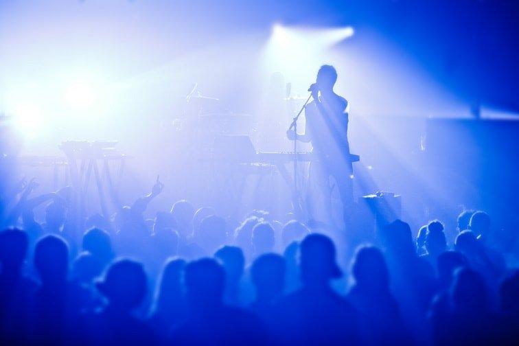 Los artistas en solitario dentro de las giras con más entradas vendidas