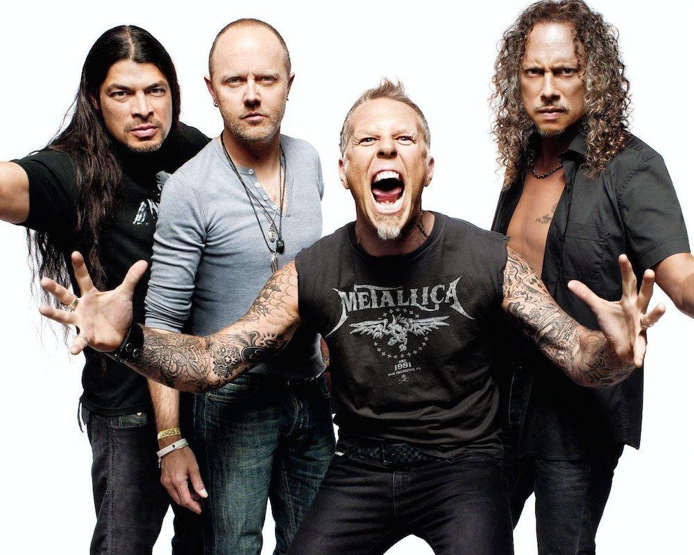 Metallica vuelve a la carga