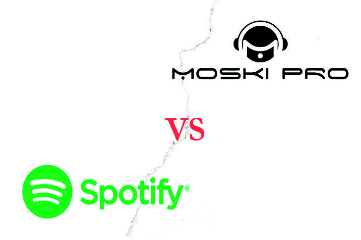 Moski pro la alternativa a Spotify
