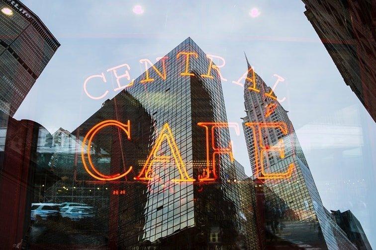 Cómo elegir nombre para tu negocio, ejemplo de cafetería