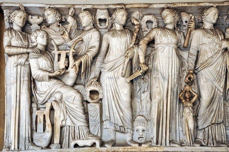Origen de los carnavales en la mitología griega