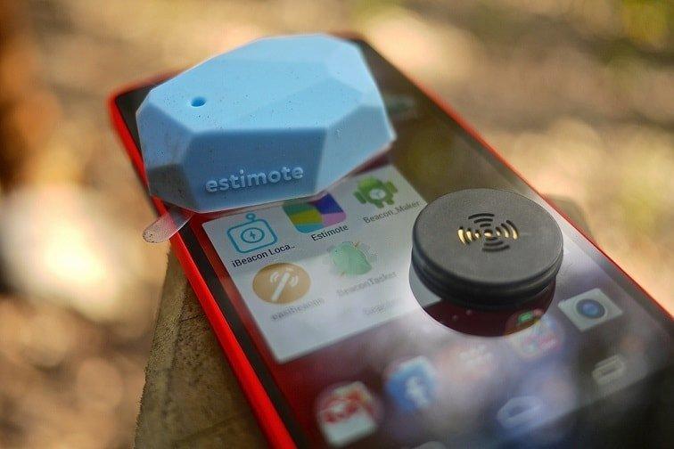 Los beacons para tiendas ayudan en la estrategia de marketing de proximidad