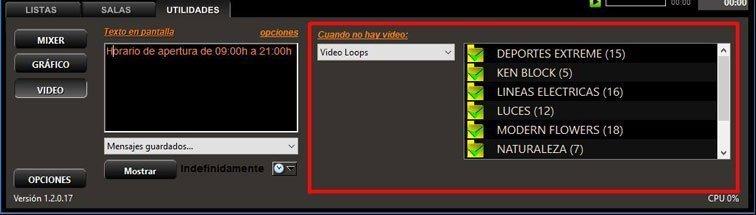 Videos publicidad en Moski Pro