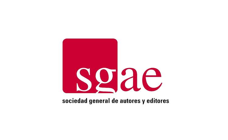 Logotipo Sgae