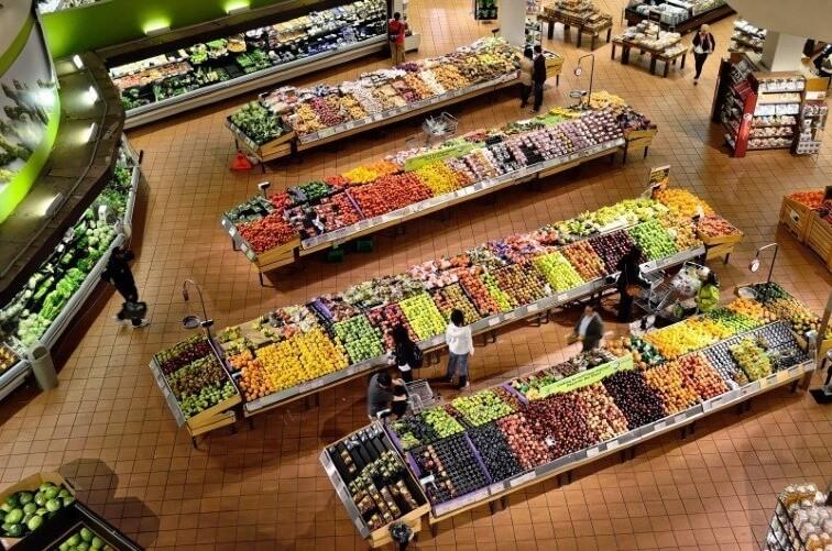 Musica de fondo para supermercado